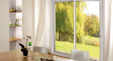 Fenêtres pvc, bois ou en alu - Actuel Menuiserie à Lyon
