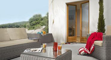 Portes-fenêtres pvc, bois ou alu, rénovation de vos menuiseries à Lyon