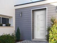 Actuel Menuiserie, Porte d'entrée PVC design