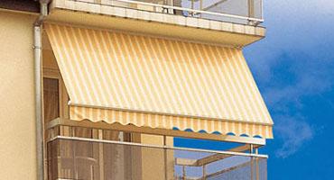 Stores extérieures pour balcon à Lyon