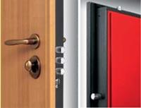 Porte d'entrée blindée, confort et sécurité