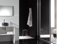 Actuel Menuiserie, séparation chambre/Salle de bain